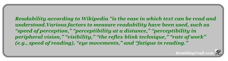 readability-defination-ramblingcraft